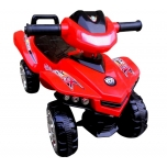 Children  pushcar ATV replica J5 (red)