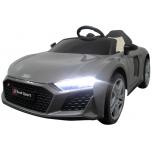 """""""Audi R8 Sport"""" (salė) - su minkštais ratais ir odine sėdyne"""
