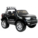 Ford Ranger Wildtrack (must-lakitud) - 4x4, LCD ekraan