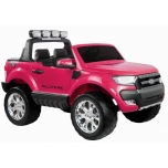 Ford Ranger Wildtrack (pink-lacquered) - 4x4, LCD, screen