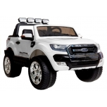 Ford Ranger Wildtrack (white) - 4x4, LCD, screen