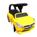 Lasten auto Mercedes (keltainen)