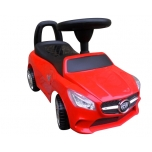 Mercedes J2 baby car (red)
