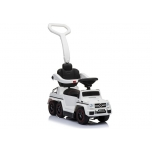 Pushcar Mercedes 6x6 (white)