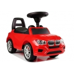 Children's car BMW 5 (red)