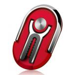 2 ühes - Telefonihoidja Sõrmus ja Autohoidik (punane)