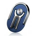 2 в 1 - Держатель кольца и автомобильный держатель (синий)