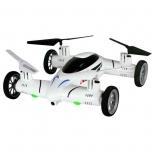 Car drone white