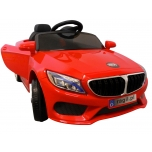 Electrical car Mercedes M5 replica (red)