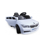 Electrical car for children BMW B4 (White) - X5 replica