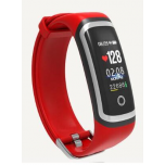 Heart rate monitor M4 (Red / Silver)