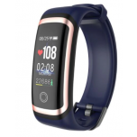 Heart rate monitor M4 (blue/gold)