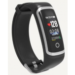 Heart rate monitor M4 (Black / Silver)